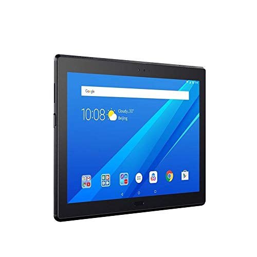 Lenovo Tab 4 10 Plus (ZA2R0156GB) - 10.1' FHD Tablet PC Qualcomm MSM8953, 3GB RAM, 16GB Storage, 4G LTE, Android 7.1 - Black
