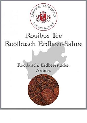 Rooibos Tee - Rooibusch Erdbeer-Sahne 1kg