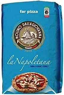 00 Flour Vera Pizza Napoletana (AVPN) Molino Dallagiovanna 55lb Pizzeria! (Original Packaging) (Quick ship 1-5 Day Deliver...