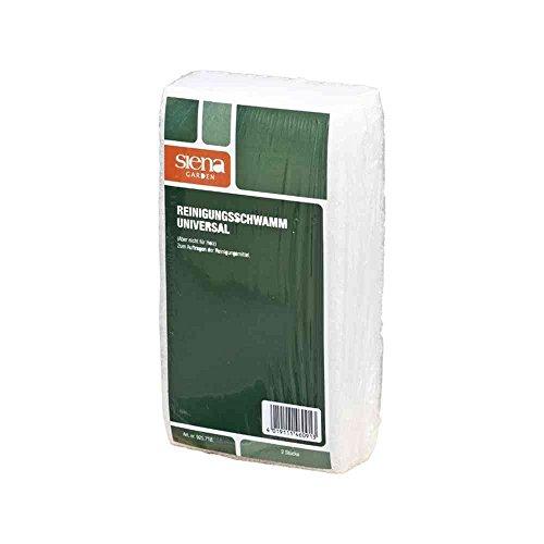 Siena Care 925718 Pack de 2 Éponges Mobilier Jardin d'Entretien Universelle