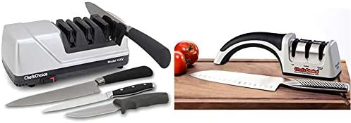 Chef sChoice 15 Trizor XV EdgeSelect Professional Electric Knife Sharpener for Straight and product image