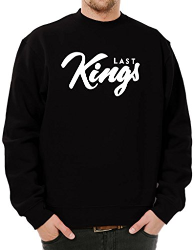 Ulterior Clothing Last Kings Script Sweatshirt