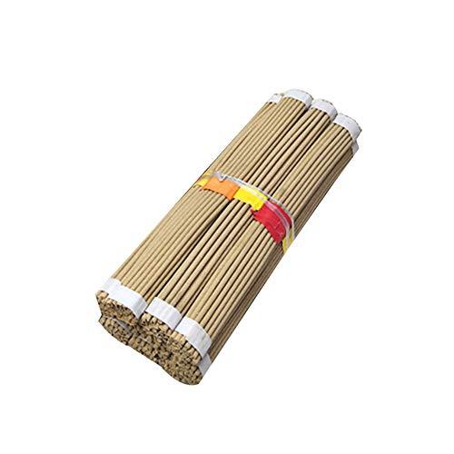 LINGS Chinesische Räucherstäbchen/Räucherstäbchen (400 Stück), Vanille-Meditations-Anbetungs-Ahnenheim-Buddhismus-Räucherstäbchen, 20 cm