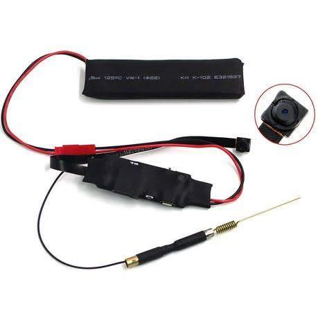 Galaxy star Electronics 1080 Hd Spy Wireless Small Camera with WiFi Module IP P2P Video Recorder(Multicolour)