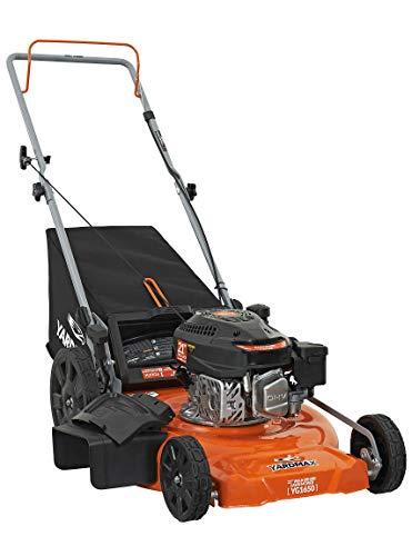 YARDMAX 21-Inch Walk-Behind 3-in-1 Push Mower 170cc YG1650