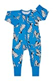 BONDS WONDERSUIT Zippy (Dalmatian Station Blue, Newborn)