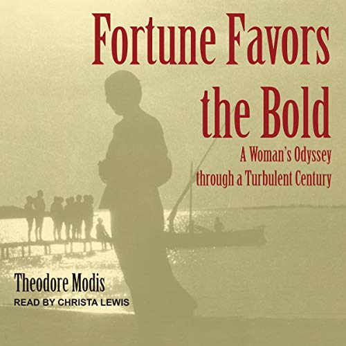 Fortune Favors the Bold audiobook cover art
