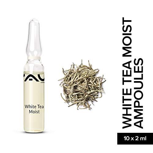 Ampollas RAU con te blanco, xanten, acido hialuronico y Q10 10x2 ml - Antiedad - muy concentrado