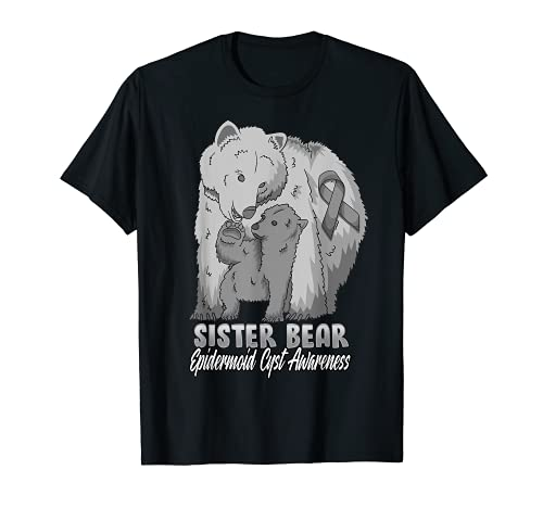 Cinta de apoyo para niños con quiste epidermoide Camiseta