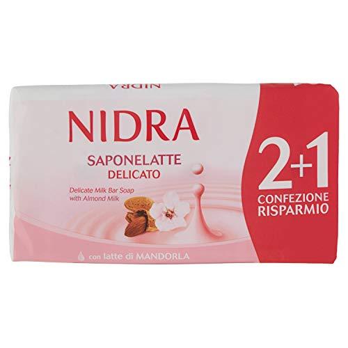Nidra Sanfte Seife mit Mandelmilch - 300 ml
