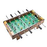 ZXQZ Futbolín Máquina de Futbolín para Niños, Juguete Educativo del Juego de Mesa, Mesa de Billar para Dos Jugadores para La Interacción Entre Padres E Hijos futbolines (Color : Style2)