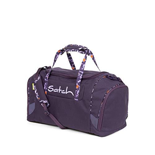 Satch Sporttasche Mysterious Rush, 25l, Schuhfach, gepolsterte Schultergurte, Lila
