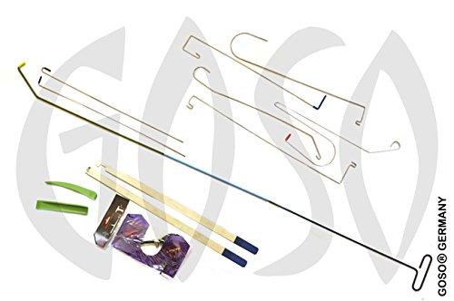 GOSO Kfz-Öffnungskit Öffnungswerkzeug Innenraumangel 5482
