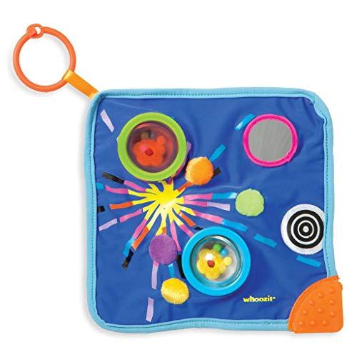Manhattan Toy Whoozit Doudou tout l'espace sensoriel développement jouet