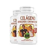 Colágeno con Magnesio 900 comprimidos   Colágeno Marino Hidrolizado+ Magnesio+ Calcio+ Vitamina C  Suplemento Articulaciones+ Piel+ Huesos  Aquisana