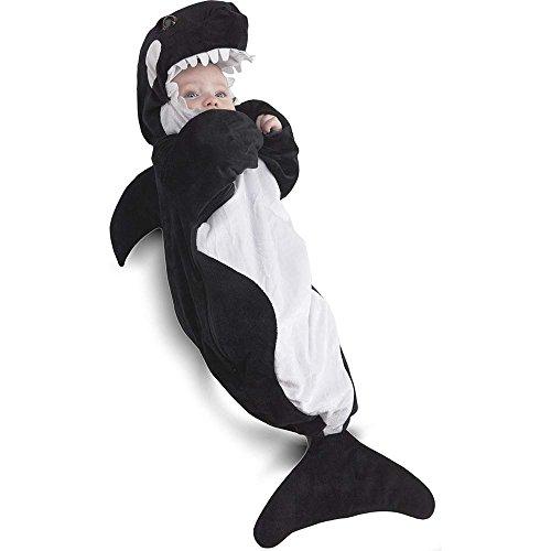 Underwraps Baby's Whale Bunting