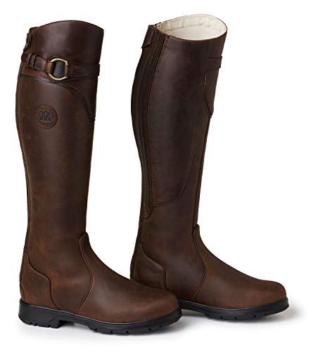 Mountain Horse Spring River High Rider Stiefel Braun
