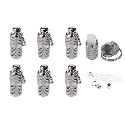 6 Stück Katzenhalsband Reflektierendes + 2 Stück Anhänger mit sicherheitsverschluss und Glocke, Verstellbar 20–30 cm, Coole Halsbänder für Hauskatzen, Kleine Hunde MEHRWEG
