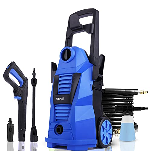 Suyncll 2300PSI Electric Pressure Washer Only $84.99 (Retail $169.98)