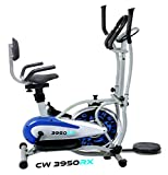 Best Elliptical Bikes - Duro Fitness 3950RX Elliptical Cross Trainer Fitness Cycle Review