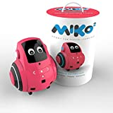 Miko 2 : The Robot for Playful Learning | Powered by Advanced AI | Content and Curriculum That Grows with Your Child | for Kids 5-10 Years Old (Martian Red)