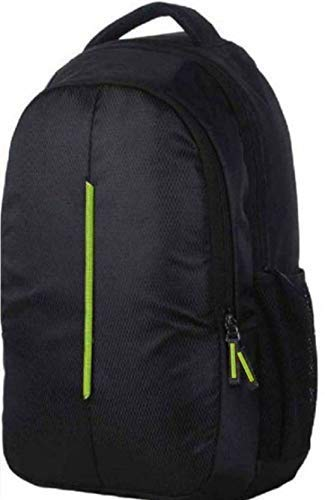 """New Fashion Forever 15.6"""" Polyester Casual Laptop Bags/Backpack for Men with Adjustable Strap Expendable with 2…"""