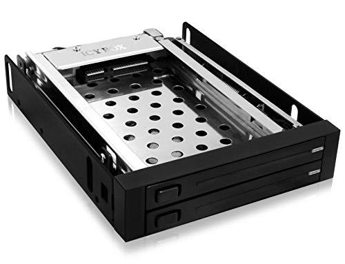 Icy Box IB-2226StS Wechselrahmen für 2x 2,5