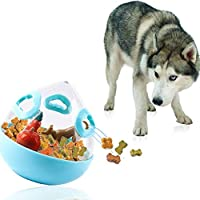 犬 食器 猫 食器 ペット ボウル滑り止め 取り外し可能 洗いやすい ペット犬楽しいボウルフィーダートレーニングエクササイズ楽しいボウル猫給餌