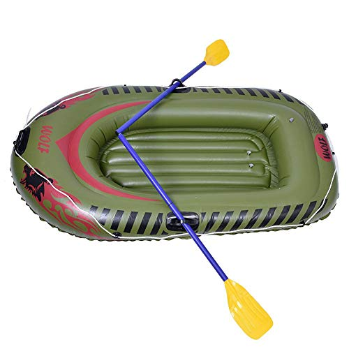 finessci Inflatable Kayak, Inflatable Boat Set, Inflatable Boat Kayak,New Thickened Inflatable Portable Boat Set