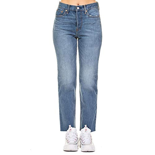 Levi's Luxury Fashion Donna 349640008 Blu Jeans   Stagione Outlet