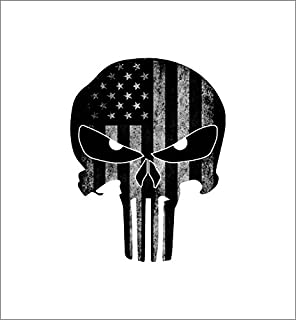 free punisher stickers