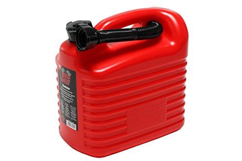 Kraftstoff-Kanister 10 L. Reservekanister Benzin Kanister Kraftstoffkanister