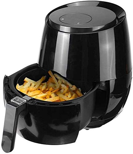 Fryer Air Fryer 5.2L Multifunction Smart Hot Airfryer Oven & Oilless Cooker for Roasting LED Digital Touchscreen Nonstick Basket Family Size Can Reduce Grease by 80% Best Gift