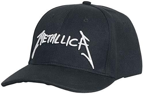 Metallica Garage Days Unisex Cap schwarz one Size 100% Polyacryl Band-Merch, Bands