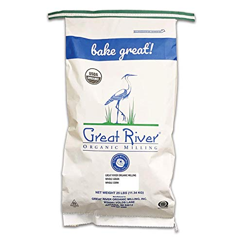 Great River Organic Milling Great River Organic Whole Milling, 400 Ounce