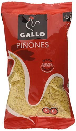 Gallo - Pastas Piñones, Paquete 250 g - [Pack de