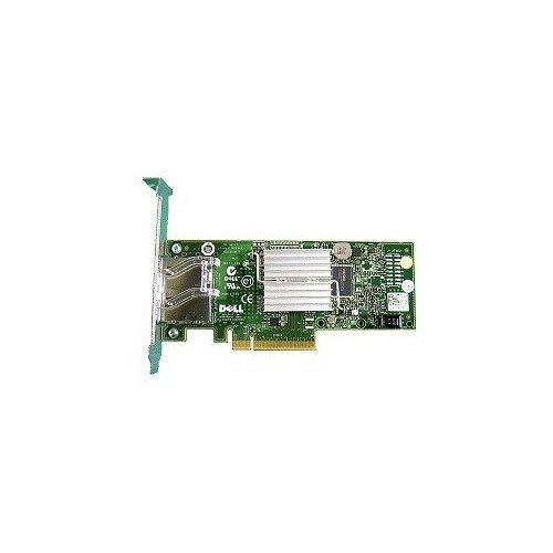 DELL 0J53X3 Dell 6Gbps Non-RAID SAS / Serial Attached SCSI HBA External Cont