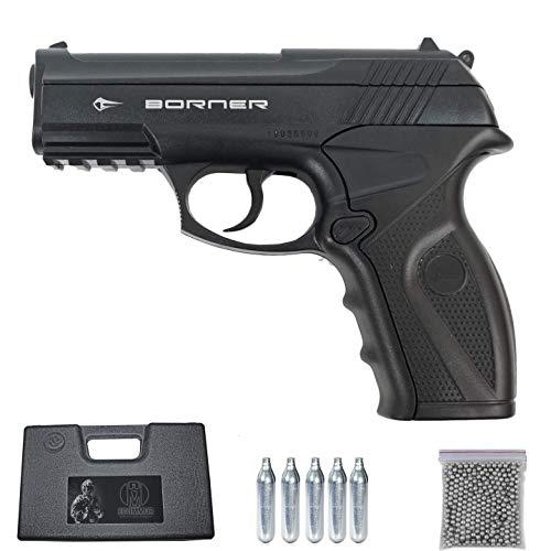 Borner C11 | Pack Pistola balines perdigones Bolas