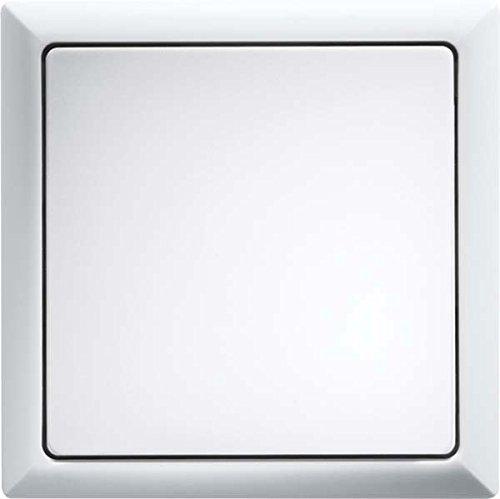 Eltako Blindabdeckung für R1F, R2F und R3F,1 Stück, reinweiß glänzend, BLF-WG