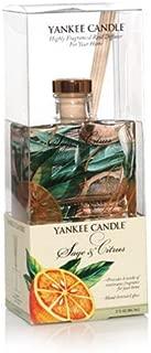 Yankee Candle Sage & Citrus - 3oz Signature Oil Reed Diffuser