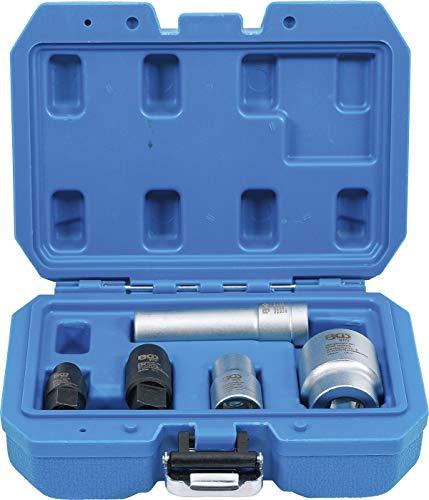 BGS 9175 | Steckschlüssel-Einsatz-Satz für Bosch VE-Pumpen | 5-tlg. | Diesel-Verteilereinspritzpumpen