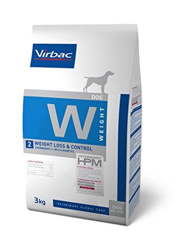 Virbac Veterinary HPM Vet Weight L&C Sac pour Chien 3 kg