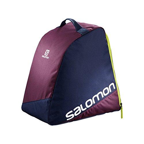 SALOMON Original Bootbag Skischuhtasche, Unisex Erwachsene, Mehrfarbig (Maverick/Acid Lime)
