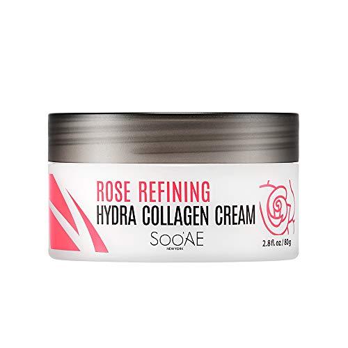 Soo Ae Rose refining hydra collagen cream, 3 Count