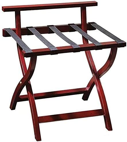 WFZCP Luggage Spring new work Stand Max 85% OFF Folding Soli Hotel Rack