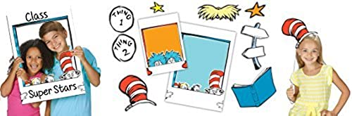 A la venta con descuento del 70%. Paper Magic Eureka Dr. Dr. Dr. Seuss School Selfie School Selfies by Paper Magic  entrega gratis
