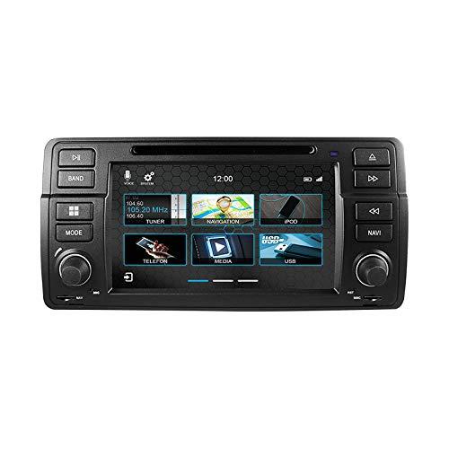 DYNAVIN N7-E46 Autoradio Navigationsgerät für BMW 3er E46