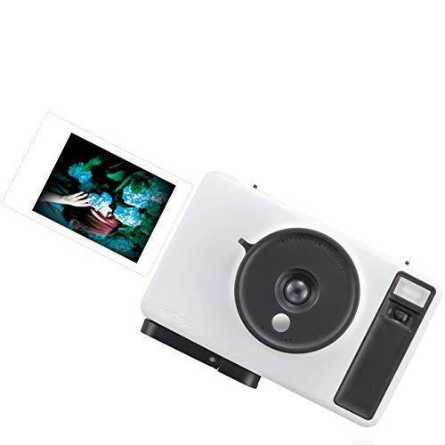 Pixtoss (ピックトス) タカラトミー インスタントトイカメラ MILK WHITE チェキフィルム使用 TCC-05WH