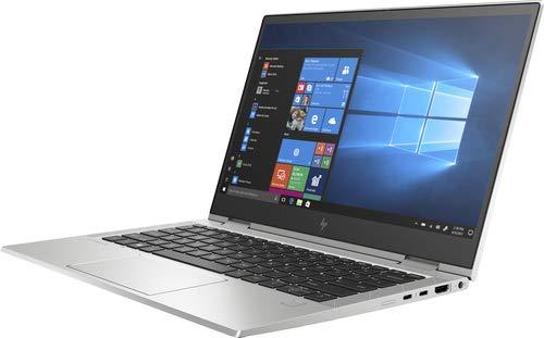 HP EliteBook x360 830 G7 Silver 13.3 inch 1920 x 1080 pixels Touchscreen Intel Core i7-10510U 16 GB DDR4-SDRAM 512 GB SSD Windows 10 Pro