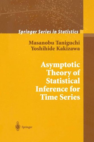Asymptotic Theory of Statistical Inference for Time Series (Springer Series in Statistics)